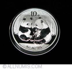 Imaginea #1 a 10 Yuan 2009 - Panda