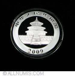 Imaginea #2 a 10 Yuan 2009 - Panda