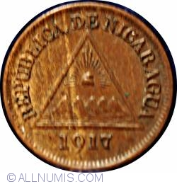 Image #1 of 1/2 Centavo 1917