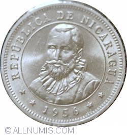 Image #1 of 25 Centavos 1956