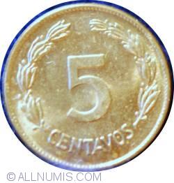 Imaginea #1 a 5 Centavos 1942