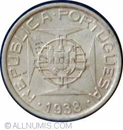 Image #2 of 5 Escudos 1938