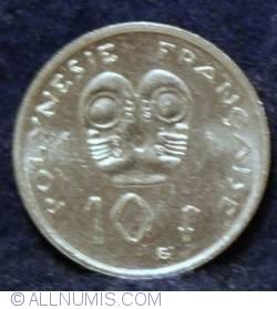 Imaginea #1 a 10 Francs 1972