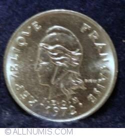 Imaginea #2 a 10 Francs 1972