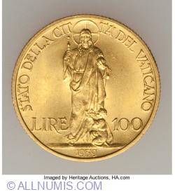 Image #1 of 100 Lire 1939 (I)