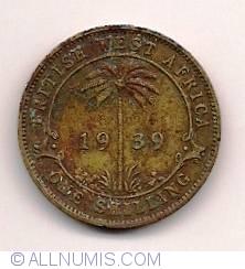 Imaginea #1 a 1 Shilling 1939