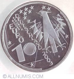 Image #1 of 10 Euro 2003 - German Museum Munchen Centennial