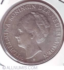 Image #2 of 2 1/2 Gulden 1937
