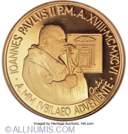 [PROOF] 100000 Lire 1996 (XVIII) R