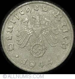 Image #2 of 1 Reichspfennig 1944 A