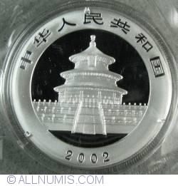 Imaginea #2 a 10 Yuan 2002 - Panda