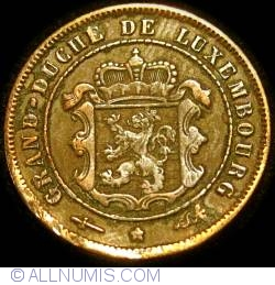Image #1 of 2 1/2 Centimes 1908
