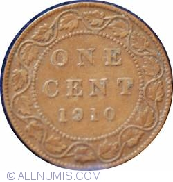 Image #2 of 1 Cent 1910
