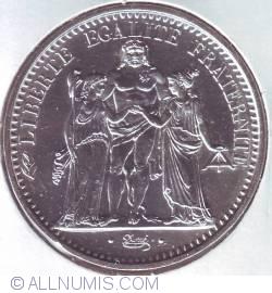 Imaginea #2 a 10 Francs 1971