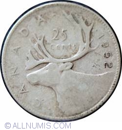Image #1 of 25 Cents 1952