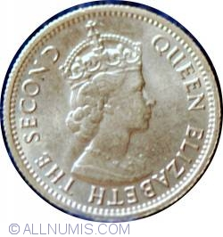 Image #1 of 5 Cents 1961 Kn