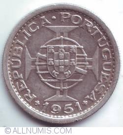 Image #2 of 5 Escudos 1951