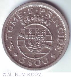 Image #1 of 5 Escudos 1951