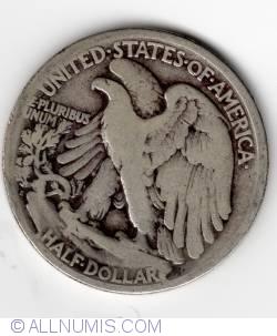 Image #2 of Half Dollar 1919