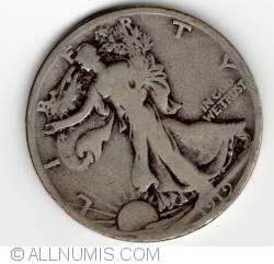 Image #1 of Half Dollar 1919