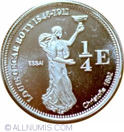 Image #2 of 1/4 Euro 2004