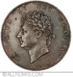 Image #1 of Halfpenny 1826