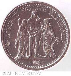 Image #2 of 10 Francs 1969
