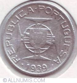 Image #2 of 2 1/2 Escudos 1939