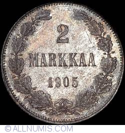 2 Markkaa 1905