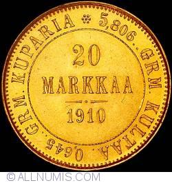 Image #1 of 20 Markkaa 1910