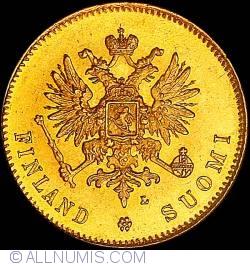Image #2 of 20 Markkaa 1910