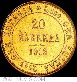 Image #1 of 20 Markkaa 1912 S