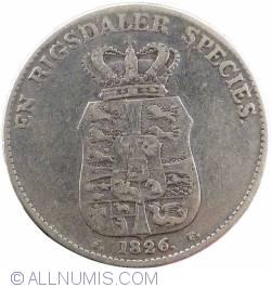 Image #1 of 1 Speciedaler 1826