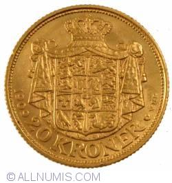 Imaginea #2 a 20 Kroner 1909