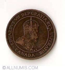 1 Cent 1907 H