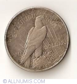 Image #1 of Peace Dollar 1921