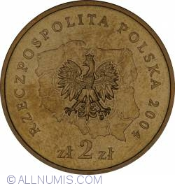 Image #1 of 2 Zloty 2004 - Lubuskie Voivodeship