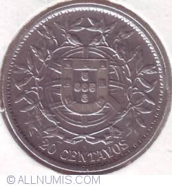 Imaginea #1 a 20 Centavos 1916