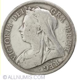 Half Crown 1898