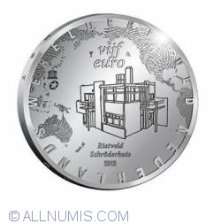 Image #1 of 5 Euro 2013 - Rietveld Schröder House silver