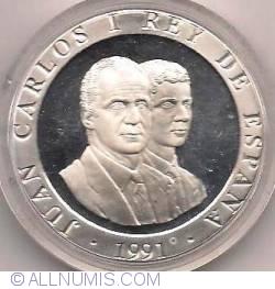 Image #2 of 2000 Pesetas 1991 - A 25-a Olimpiada