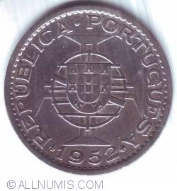 Image #2 of 20 Escudos 1952