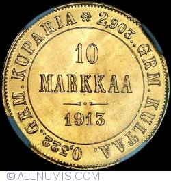 Image #1 of 10 Markkaa 1913