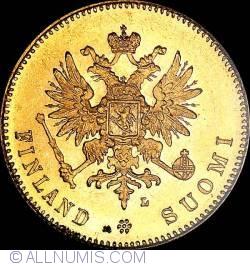 Image #2 of 20 Markkaa 1903