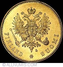 Image #2 of 20 Markkaa 1904