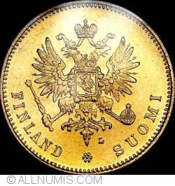 Image #2 of 20 Markkaa 1911