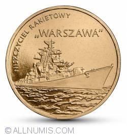 Image #2 of 2 Zlote 2013 - Polish Ships – Warszawa Guided-missile Destroyer