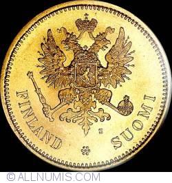 Image #2 of 20 Markkaa 1878