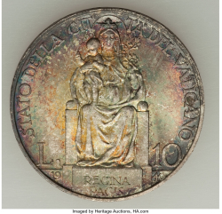 Image #1 of 10 Lire 1940 (II)