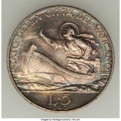 Image #1 of 5 Lire 1940 (II)